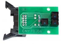 Датчик положения угла вала Sivik CNY-70 с доп. разъемом (KC910.008.00)