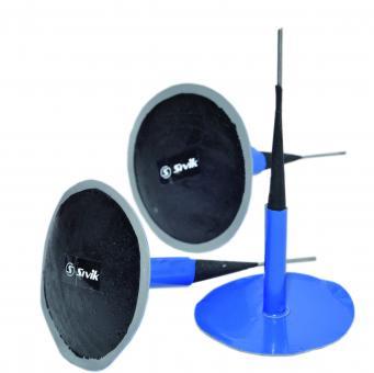 Грибок шиноремонтный универсальный Sivik Uni-Plug 9w