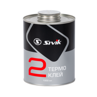 Термоклей Sivik CS-1000 (1000 мл, с кистью)