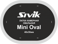 Латка для камер Sivik Mini Oval