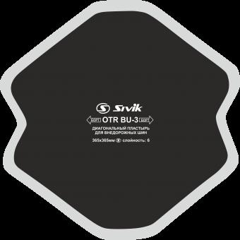 Пластырь диагональный Sivik OTR BU-3